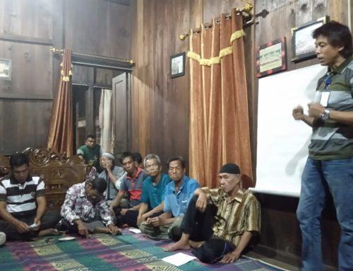 Pelaksanaan Musyawarah Dusun II (MUSDUS) untuk RPJMDes