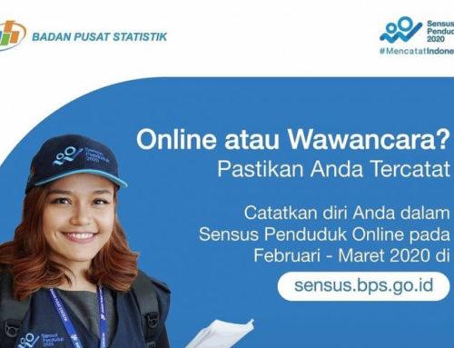 Sensus Penduduk Online (SPO)