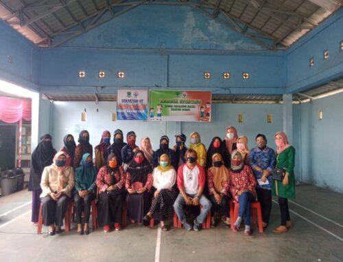 Desa Karang Raja Gelar Sosialisasi Rembuk Stunting